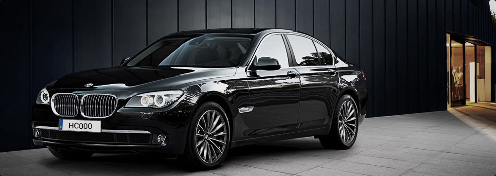 BMW 7 Series Hire Sydney
