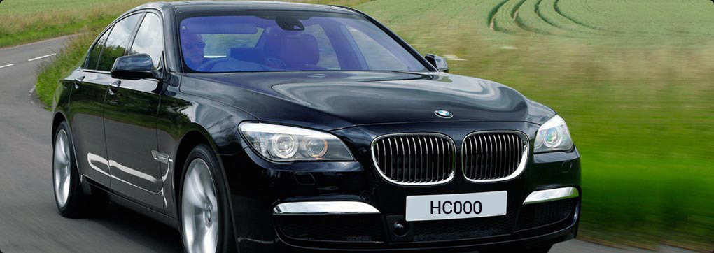 BMW 7 Series Wedding Car Hire Sydney