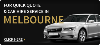Car hire services in Melbourne