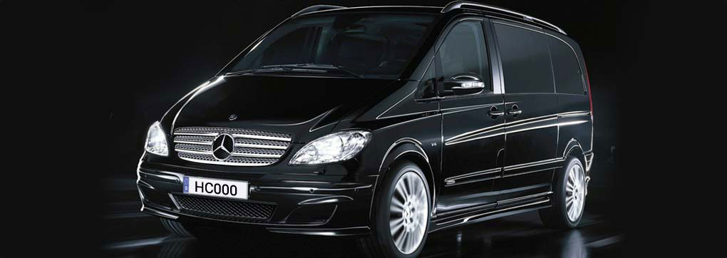 Mercedes Viano Van Car Hire